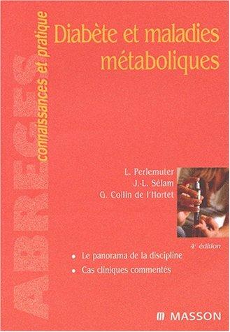 Diabète et maladies métaboliques