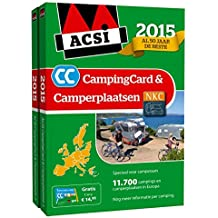 ACSI CampingCard & Camperplaatsen 2015  / druk 1 (ACSI Campinggids)