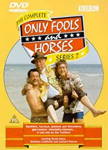 Only Fools and Horses - The Complete Series 2 [1982] [DVD] [1981]