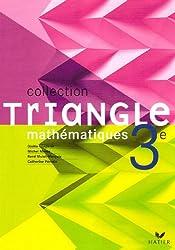 Mathématiques 3e : Livre de l'élève (version rigide)