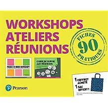Coffret - Workshops, ateliers, réunions : 90 fiches pratiques