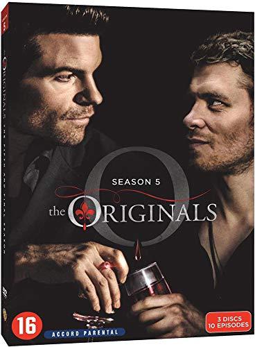 The Originals. Saison 5 / Lance Anderson, Carol Banker, Michael Grossman, réal. |