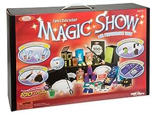 Spectacle de magie spectaculaire 100 + Astuce ultime magique valise-