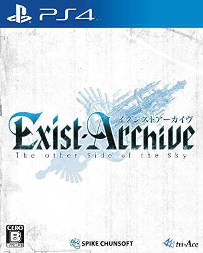Exist Archive : The Other Side of the Sky [PS4][Japan import]