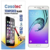 Casotec Tempered Glass Screen Protector for Samsung Galaxy A7 (2016)