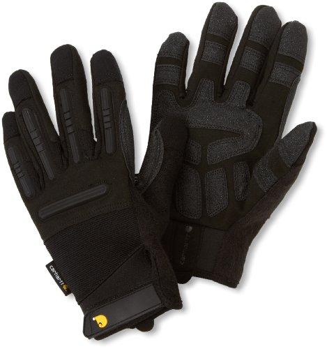 Carhartt Storm Handschuhe, L, schwarz A536 (Carhartt Handschuh Schwarz)