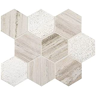 American Olean Tile M1104HEXMS1P Ascend Stone 4