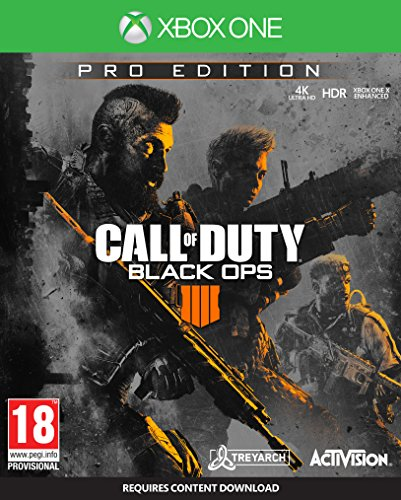 Price comparison product image Call of Duty: Black Ops 4 Pro Edition (Xbox One)