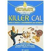 Ultimate Italia Killer Cal Riduce l'Assorbimento delle Calorie - 36 Capsule - 51ZDdOJliNL. SS166