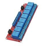 ILS - 5V 8 Channel Level Trigger-Optokoppler Relaismodul für Arduino