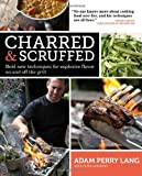 Charred & Scruffed by Perry Lang, Adam (2012) Paperback