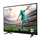 HiSense Hisene H 65 A 6100-164 cm (65 Zoll) TV (4K UHD, HDR 10, Smart TV, Triple Tuner (DVB T2))