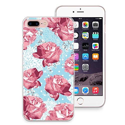 iPhone 7custodia, Casesbylorraine carino modello custodia rigida in plastica per Apple iPhone 7, I33, iPhone 7 Plus Hard Case N53 Style 1