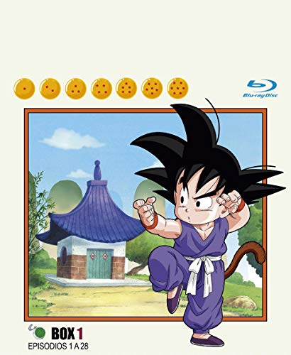 Dragon Ball Box 1