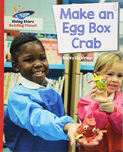 Make an egg box crab