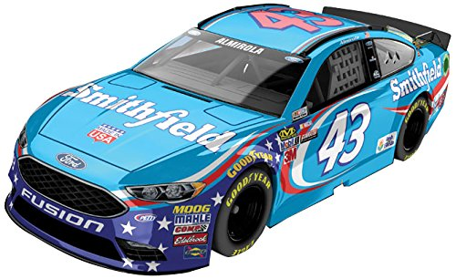 lionel-nascar-collectables-lionel-racing-aric-almirola-43-smithfield-2017-ford-fusion-164-scale-arc-
