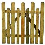 Cancelli in legno cancelli for Staccionata in inglese