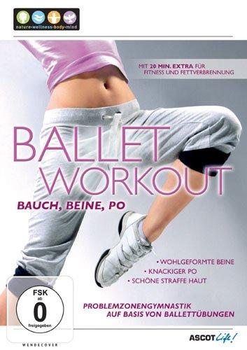 Ballet Workout - Bauch, Beine, Po