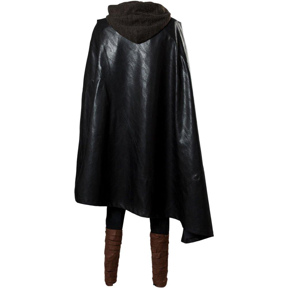Kostor 8 The Last Luke Skywalker Outfit Cosplay Kostüm