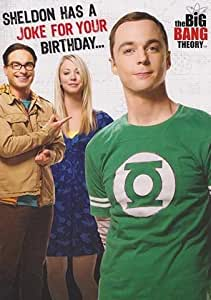 The Big Bang Theory - Birthday Card [Official Sound/Recorded Message Card]