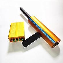 ECO-WORTHY AKS 800 M Gama Detector de Metales Detección Máquina Cobre Tesoros: Búsqueda