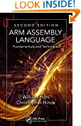 #10: ARM Assembly Language: Fundamentals and Techniques, Second Edition