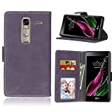 Case For LG Class Zero H740,Matting PU Leather Protection 3