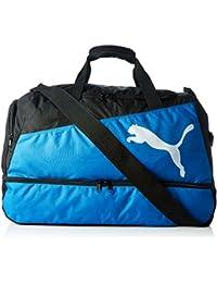 Puma Pro Training Football Bag Bolso de Fútbol, Unisex adulto, Azul / Negro, Talla Única