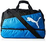 Puma Unisex Fußballtasche Pro Training, black/royal/white, 57 x 30 x 36 cm, 60 liter, 072940 03