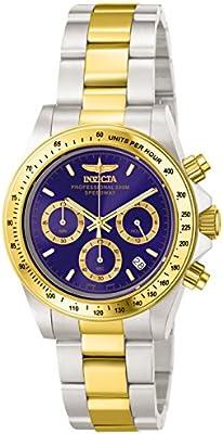 Invicta 3644 - Reloj para hombre color azul / multicolor