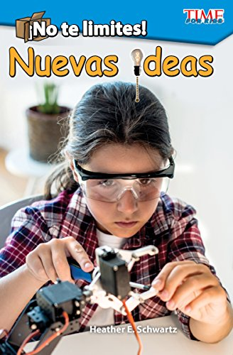 ¡No te limites! Nuevas ideas (Outside the Box: New Ideas!) (Exploring Reading) por Teacher Created Materials