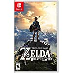 Product Description Platform:Switch | Edition:Standard Step into a world of discovery, exploration, and adventure in The Legend of Zelda: Breath of the Wild, a boundary-breaking new game in the acclaimed series. Travel across vast fields, through for...