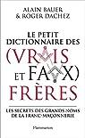 Dictionnaire des  frères par Dachez