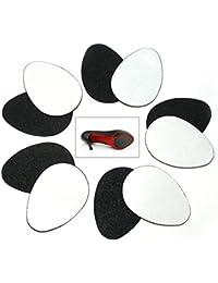 TININNA 3 pares de Stick Almohadillas Antideslizante Protector Para Suela de Zapato soles