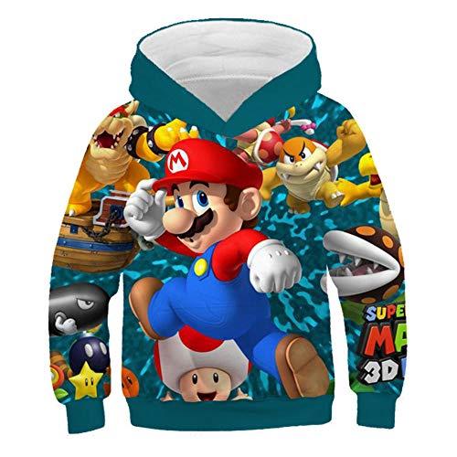 Super Mario Hoodie - hhalibaba Super Mario Mario Sweater Männer