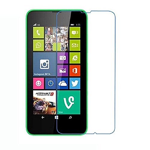 Craftech Tempered Glass For Microsoft Nokia Lumia 640 XL