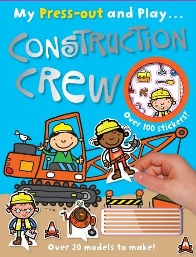 Construction Crew My Press out and Play (Press Out & Play)