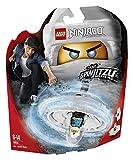 LEGO NINJAGO Spinjitzu-Meister Zane 70636 Cooles Kinderspielzeug