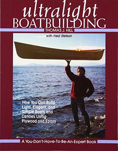 Ultralight Boatbuilding (International Marine-RMP)