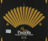 Vol 1: 1964 - 1965 by ASTOR PIAZZOLLA (2012-10-04)