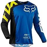Fox Jersey 180 Race, Blue, Größe L