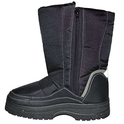 Xelay , Work Wellingtons homme Noir