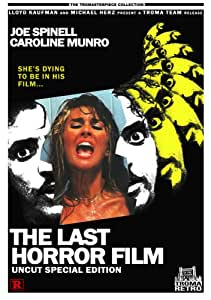 Last Horror Film [DVD] [1985] [Region 1] [US Import] [NTSC]
