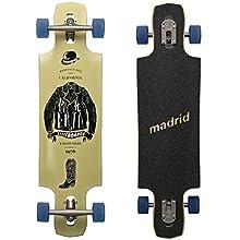 Madrid Longboard Dude Bamboo 38,75 President Longboard-Komplettset