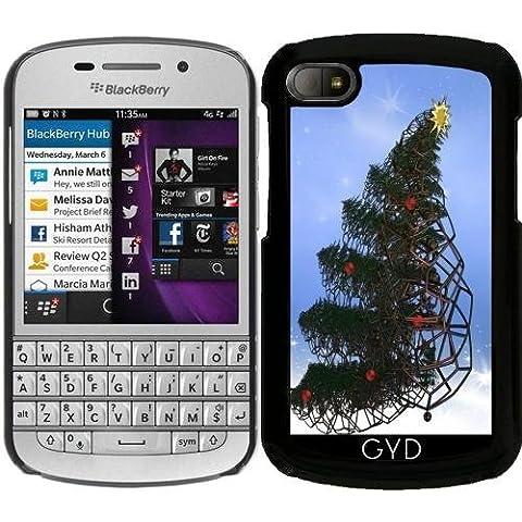 Hülle für Blackberry BB Q10 - Sankt-Bär Cb by Digital-Art (Weihnachten Sankt Bären)