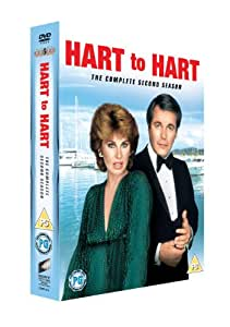 Hart To Hart: The Complete Second Season [DVD] [2006]