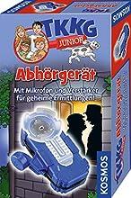 TKKG Junior Abhörgerät: Detektiv-Set