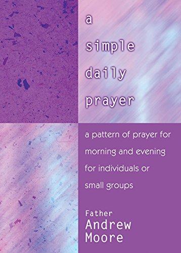 Simple Daily Prayer