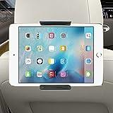 Universal KFZ-Kopfstützen Tablet Halterung, Yica Auto Rücksitz Kopfstütze Halterung Einstellbare Halter Für iPad 2/3/4/Mini/Air, Samsung Galaxy Tab, Microsoft Surface und Die Meisten Tablet 6-11 Zoll Tablets
