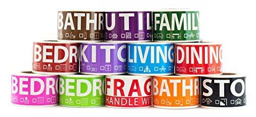 600-home-moving-labels-for-3-bedroom-house-50-labels-per-room-12-color-coded-label-rolls-fragile-lab
